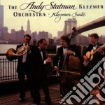 Klezmer suite - klezmer cd musicale di Tha andy statman orchestra