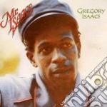 Mr.isaacs cd musicale di Gregory Isaacs