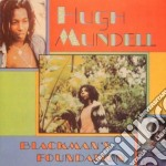 Blackman's foundation cd musicale di Hugh Mundell