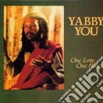 One love, one heart - cd musicale di You Yabby