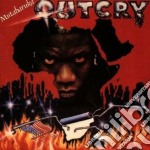 Outcry cd musicale di Mutabaruka