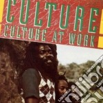 Culture at work cd musicale di Culture