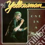 One in a million cd musicale di Yellowman