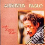 Eatyh's rightful ruler - pablo augusts cd musicale di Augustus Pablo
