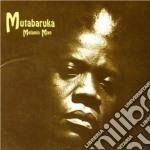 Mutabaruka - Melanin Man cd musicale di Mutabaruka