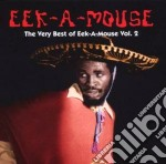 Very best vol. 2 cd musicale di Eek a mouse