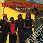 Ain't givin' up cd musicale di World Third