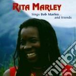Sings bob marley & friend cd musicale di Rita Marley