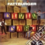 Livin'large - cd musicale di Fattburger