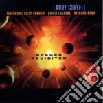 Space revisited - coryell larry lagrene bireli cobham billy cd musicale di Larry Coryell