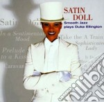 Satin d.smooth jazz ellin - cd musicale di Artisti Vari