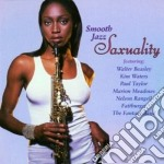 Smooth jazz saxuality cd musicale di Artisti Vari