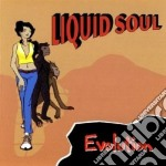 Evolution cd musicale di Soul Liquid
