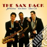 SAX PACK (KASHIWA, WATERS, COLE) cd musicale di SAX PACK