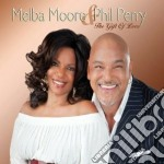Melba Moore & Phil Perry - The Gift Of Love cd musicale di MOORE MELBA & PHIL P