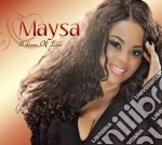 Motions of love cd musicale di Maysa