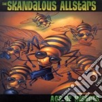Age of insects - cd musicale di The skandalous all stars