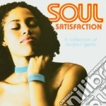 Collection nu-soul gems cd musicale di Satisfaction Soul