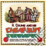 Robert Crumb & His Cheap Suit Serenaders - Chasin'Rainbow cd musicale di R.crumb & his cheap