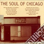 The soul of chicago cd musicale di Artisti Vari