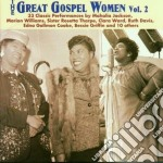 Great gospel women vol.2 - gospel cd musicale di Mahalia jackson & o.