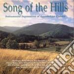 Song of the hill - cd musicale di J.sebastian/n.blake/b.keane