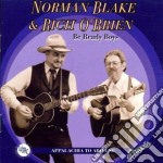 Be ready boys - blake norman cd musicale di Norman blake & rich o'brien