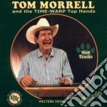 Wolf tracks - cd musicale di Tom morrell & the time warp to
