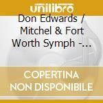 A prairie portrait - cd musicale di Donn edwards & waddie mitchell