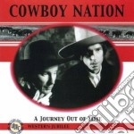A journey out of time - cd musicale di Nation Cowboy