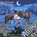 Kin to the wind - cd musicale di Don Edwards