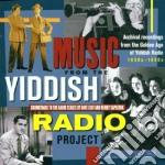 Music from yiddish radio cd musicale di Artisti Vari