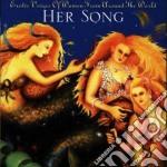 Her song - cd musicale di Ofra haza/najma/solas & o.