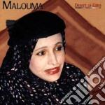 Desert of eden - cd musicale di Malouma