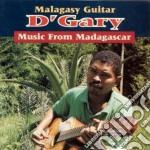 Malagasy guitar music... cd musicale di D'gary