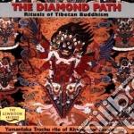 The diamond (tibet) - cd musicale di Trochu Yamantaka