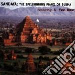 Spellbinding piano burma - cd musicale di Sandaya
