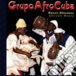 Raices africanas - cd musicale di Grupo afro-cuba de matanzas