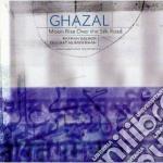 Moon rise over the silk.. - cd musicale di Ghazal