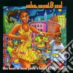 Best of n.y. latin scene - cd musicale di Salsa sweet & soul