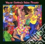 Fiestaen el bronx cd musicale di Wayne gorbea y salsa