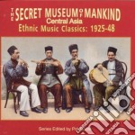Secret Museum Of Mankind - Music Of Central Asia cd musicale di Secret museum of mankind