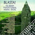 Blasta! irish trad.music - raccolta celtica cd musicale di De dannan/clannad/d.keane & o.