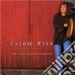The music of what happens - cd musicale di Ryan Cathie