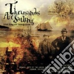 Sailing irish song immig. - cd musicale di Planxty/dedannan/c.ryan & o.