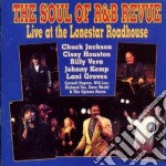 Soul of r&b revue, live.. cd musicale di C.jackson/c.houston/
