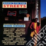 Celebr.music don covay - cray robert womack bobby cd musicale di Back to the street (r.cray)