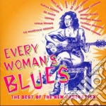 Every woman blues - cd musicale di R.block/z.hooker/l.williams &