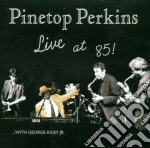Live at 85! - perkins pinetop cd musicale di Pinetop Perkins