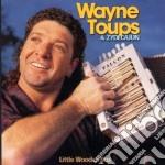 Little wooden box - cd musicale di Wayne toups & zidecajun